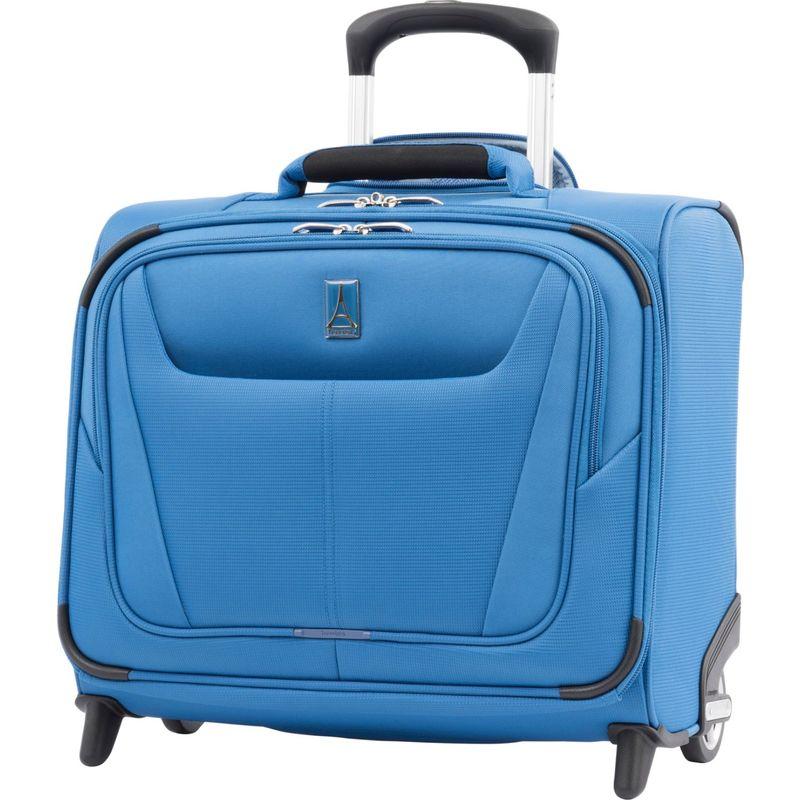 トラベルプロ メンズ スーツケース バッグ Maxlite 5 Rolling Underseat Tote Azure Blue