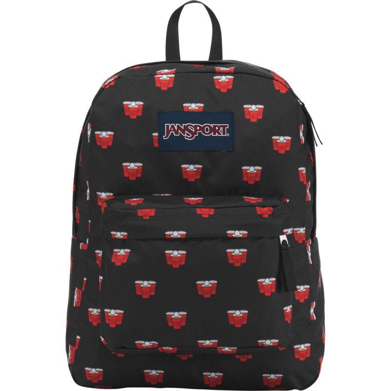 ジャンスポーツ メンズ バックパック・リュックサック バッグ SuperBreak Backpack Red Cup
