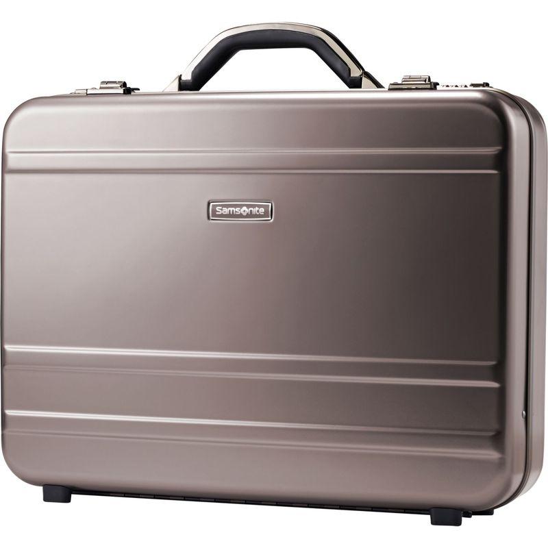 サムソナイト メンズ スーツケース バッグ Delegate 3.1 Attache Gun Metal