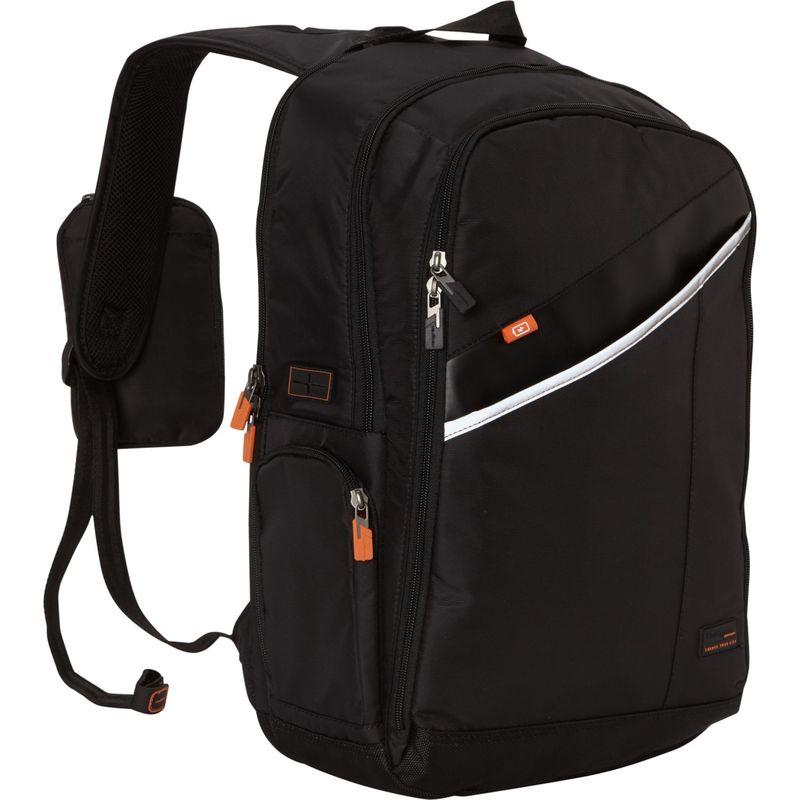 ヘドグレン メンズ バックパック・リュックサック バッグ Scheme Laptop Backpack Black