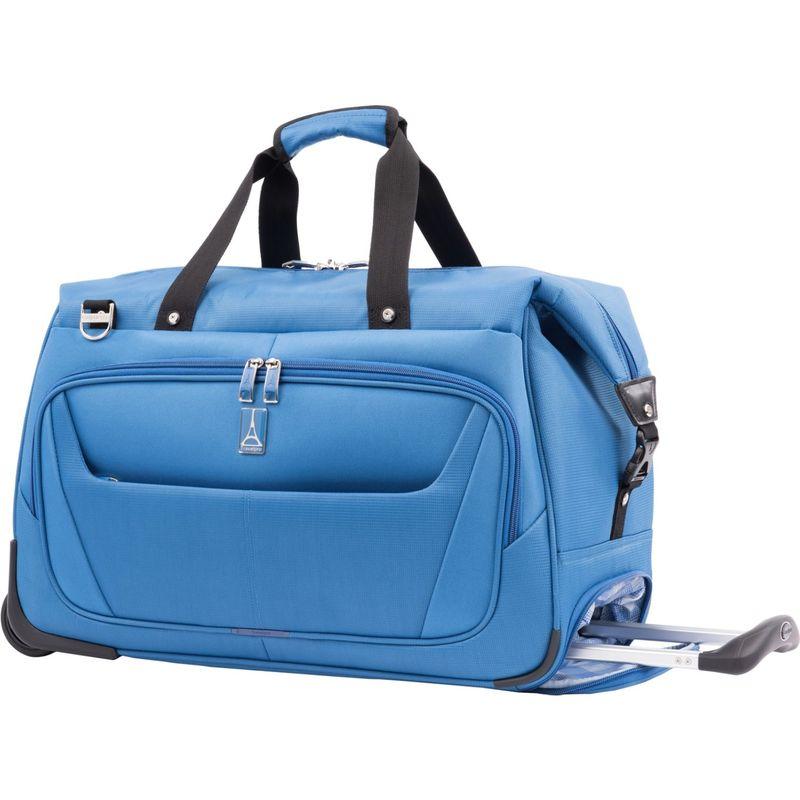 トラベルプロ メンズ スーツケース バッグ Maxlite 5 20 Carry-On Rolling Duffel Azure Blue