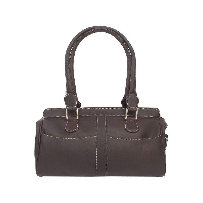 ピエール メンズ ハンドバッグ バッグ Double Handle Handbag Chocolate