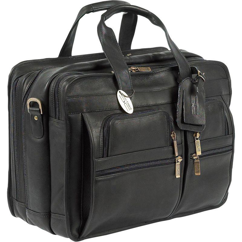 クレアーチャイス メンズ スーツケース バッグ Jumbo Executive Laptop Briefcase Black