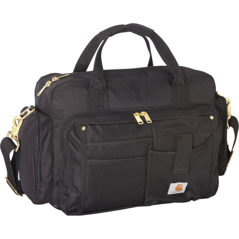 カーハート メンズ スーツケース バッグ Legacy Brief Black