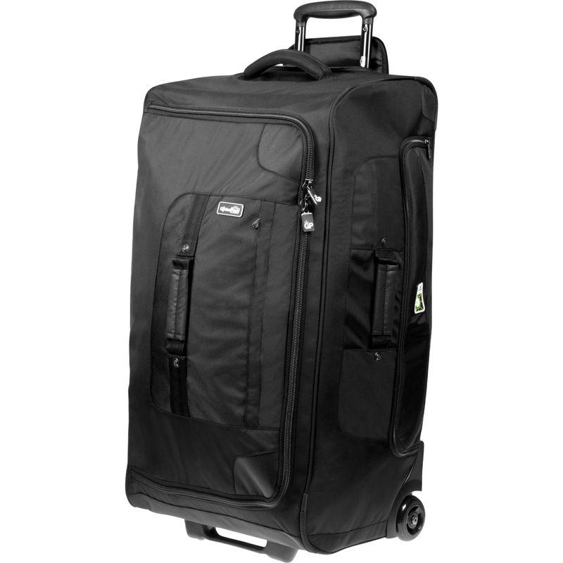 ジーニアスパック メンズ スーツケース バッグ 30 Extensive Wheeled Upright BLACK