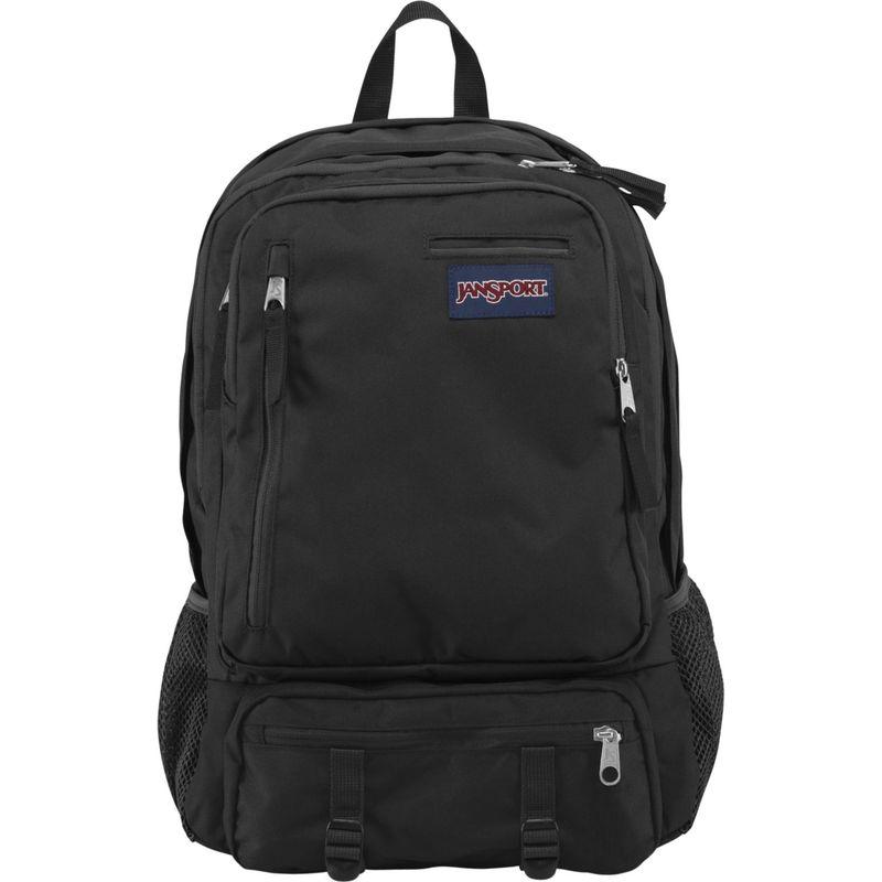 ジャンスポーツ メンズ バックパック・リュックサック バッグ Envoy School Backpack Black