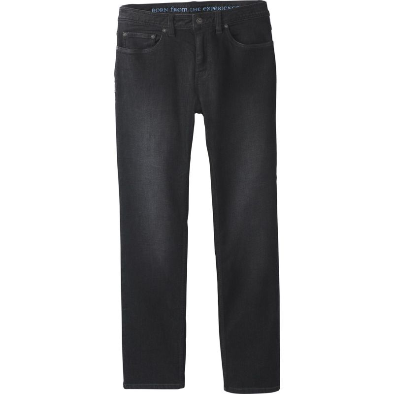 プラーナ メンズ カジュアルパンツ ボトムス Manchester Jean 34 Inseam Black