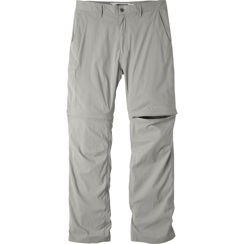 マウンテンカーキス メンズ カジュアルパンツ ボトムス Equatorial Stretch Convertible Pant Relaxed Fit Willow