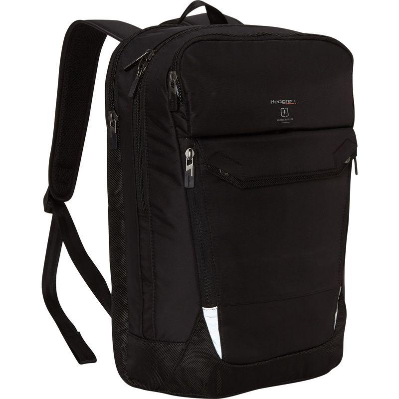 ヘドグレン メンズ バックパック・リュックサック バッグ Hookup Laptop Backpack Black