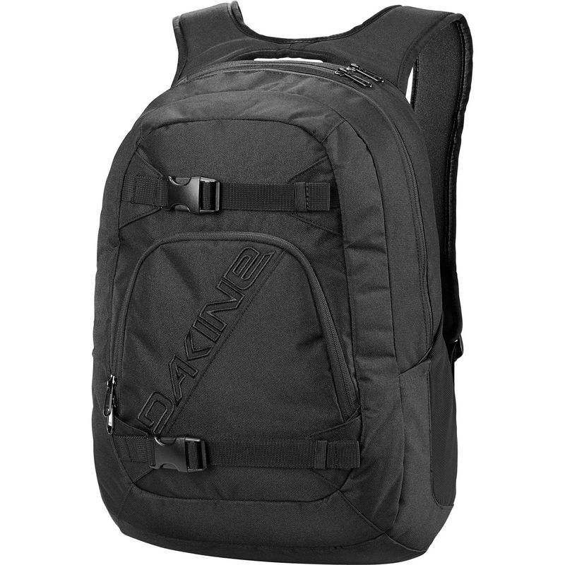 ダカイン メンズ バックパック・リュックサック バッグ Explorer 26L Pack BLACK
