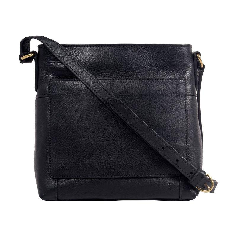 ハイデザイン メンズ ボディバッグ・ウエストポーチ バッグ Sierra Small Crossbody Bag Black