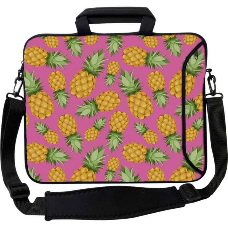 デザイナースリーブス メンズ スーツケース バッグ 14 Executive Laptop Sleeve Pineapples