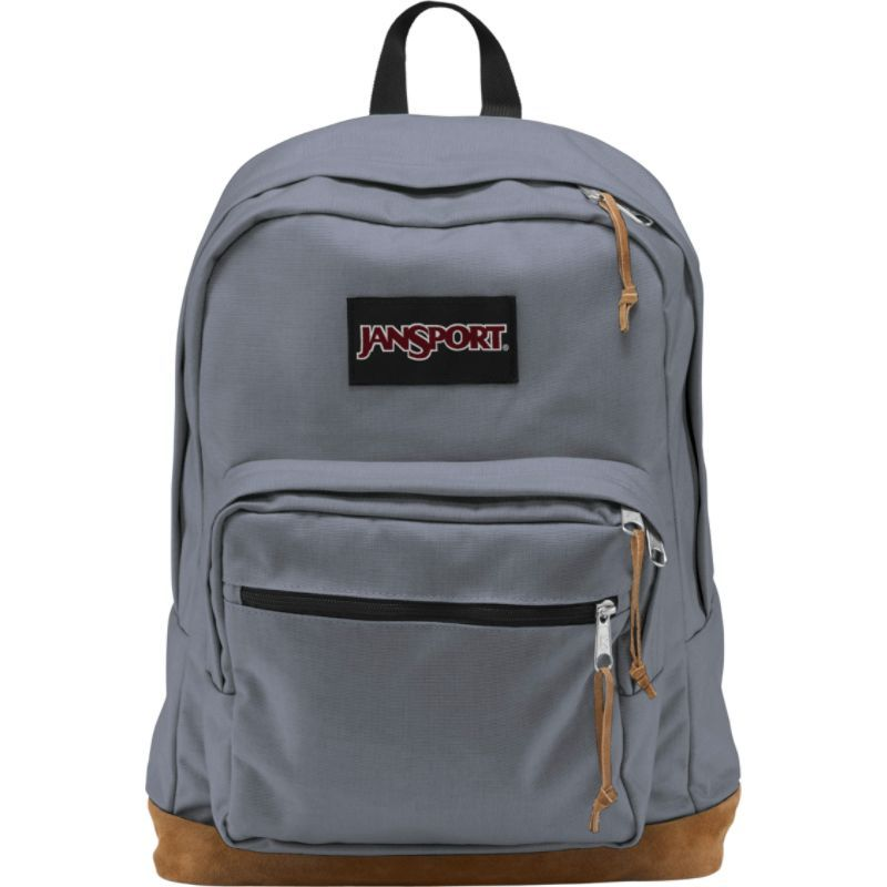 ジャンスポーツ メンズ バックパック・リュックサック バッグ Right Pack Laptop Backpack - 15 Pewter Blue