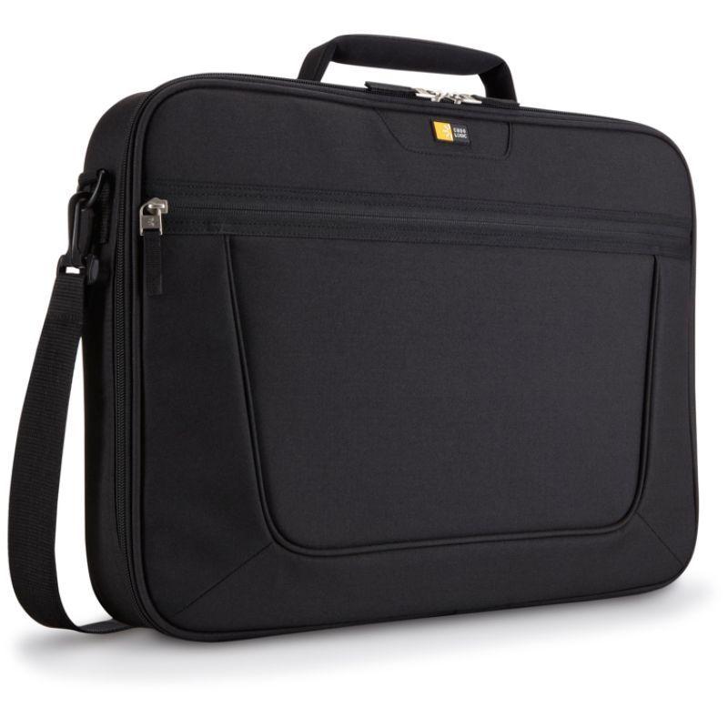 ケースロジック メンズ スーツケース バッグ 17.3 Laptop Case Black