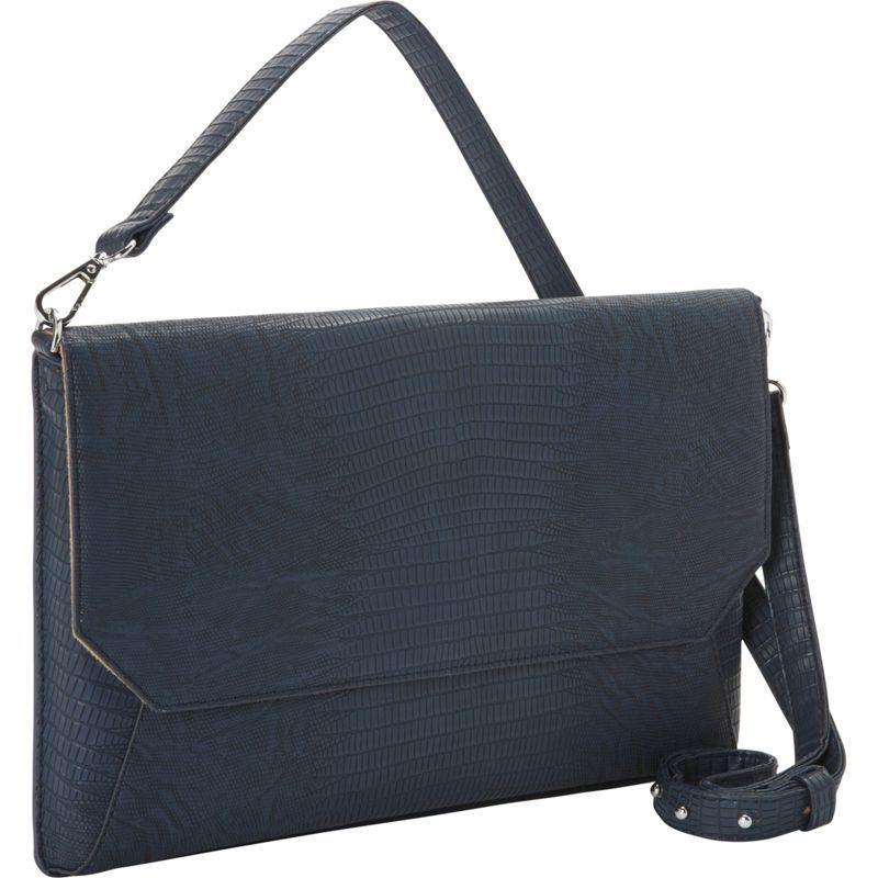 ウーメンインビジネス レディース スーツケース バッグ Francine Collection - Laptop Sleeve for 11 MacBook Air Blue