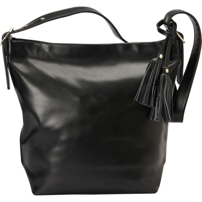 ドンナベラデザインズ メンズ ショルダーバッグ バッグ Olivia Shoulder Bag Black