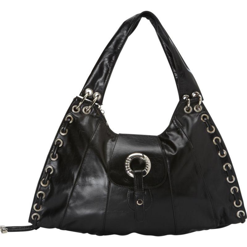 ドンナベラデザインズ メンズ ショルダーバッグ バッグ Rubi Shoulder Bag Black