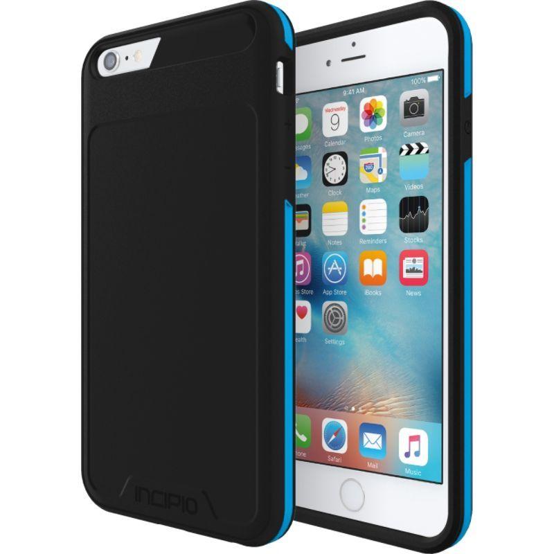 インシピオ メンズ PC・モバイルギア アクセサリー Performance Series Level 3 for iPhone 6 Plus / 6s Plus Black/Cyan