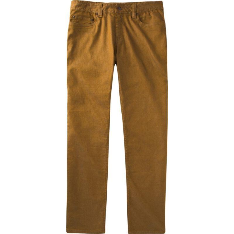 プラーナ メンズ カジュアルパンツ ボトムス Bridger Jeans - 34 Inseam Dark Ginger