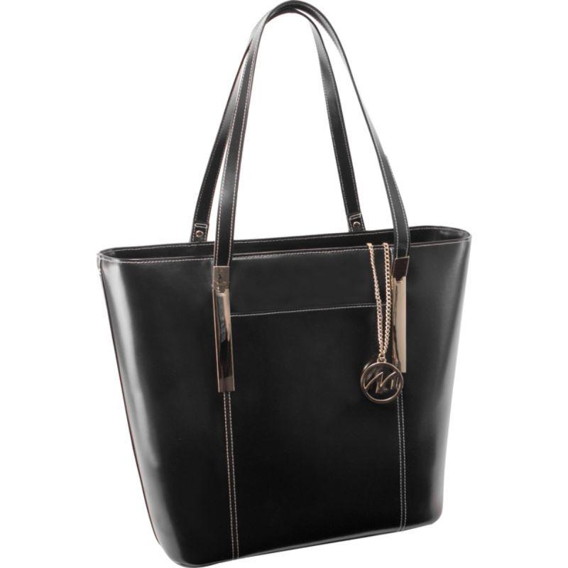 マックレイン メンズ スーツケース バッグ Deva Work Tote Black