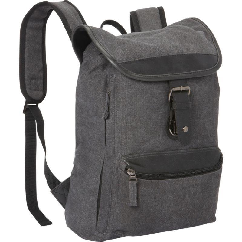 ベリノ メンズ バックパック・リュックサック バッグ Tahoe Mini Backpack Black