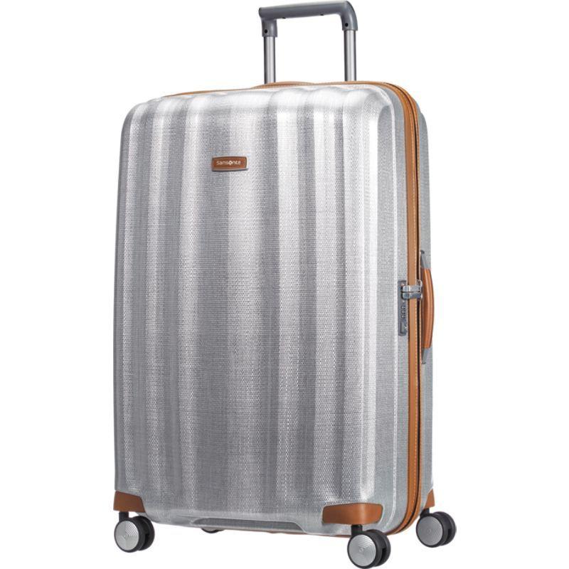 サムソナイト メンズ スーツケース バッグ Black Label Lite Cube DLX 31 Hardside Spinner Aluminium