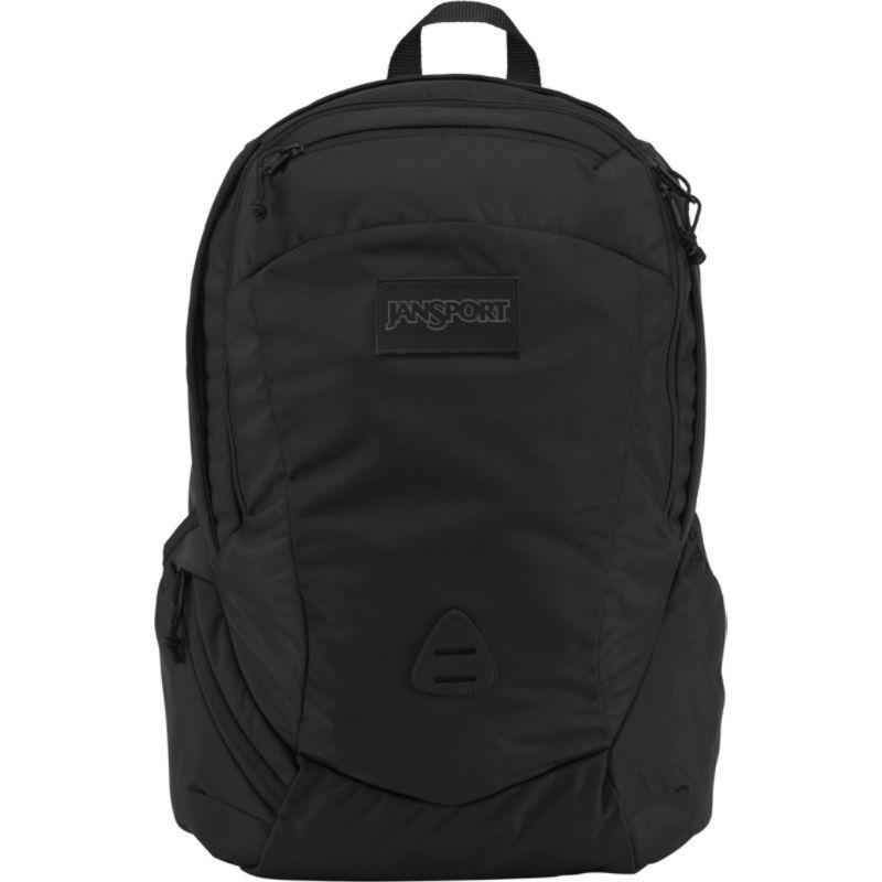 ジャンスポーツ メンズ バックパック・リュックサック バッグ Wynwood Laptop Backpack Black Ballistic Nylon