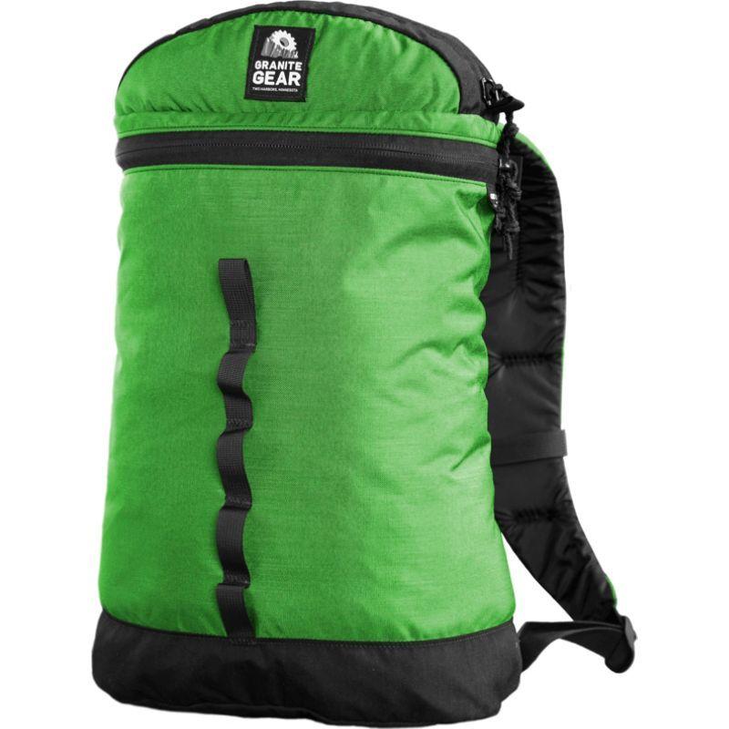 グラナイトギア メンズ バックパック・リュックサック バッグ Crux Backpack Cactus/Black