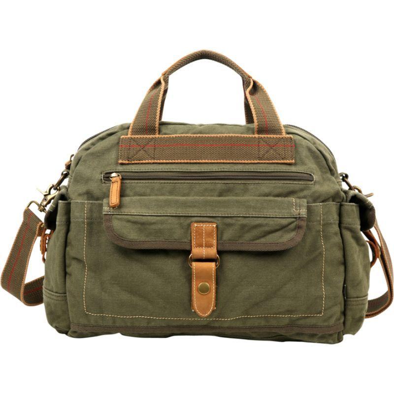ティエスディー メンズ スーツケース バッグ Atona Weekender Army Green