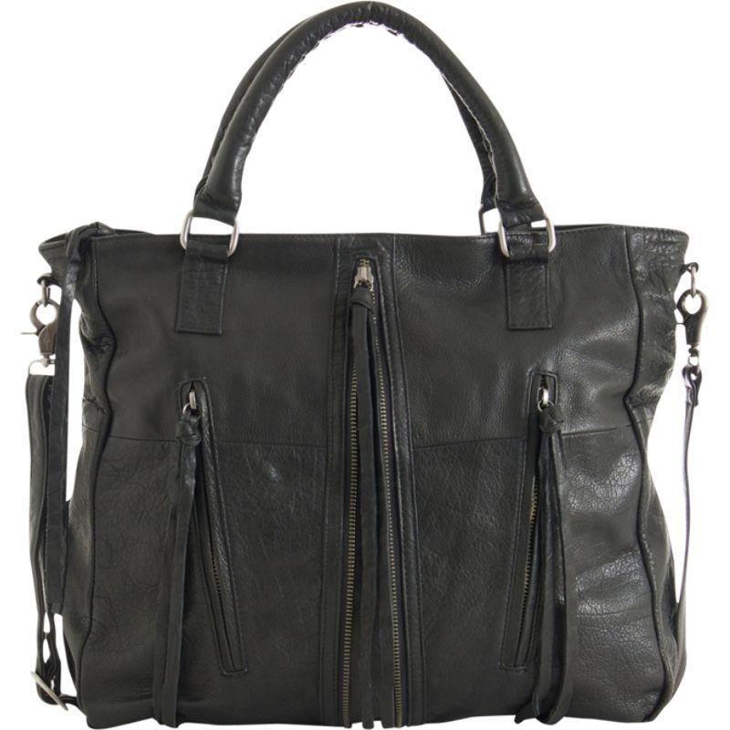 デイアンドムード メンズ トートバッグ バッグ Mara Tote Black
