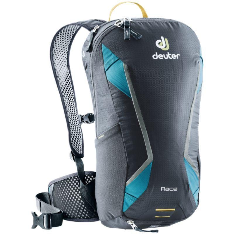 ドイター メンズ バックパック・リュックサック バッグ Race Hydration Hiking Pack Graphite/Petrol