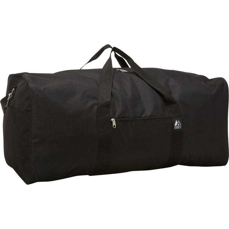 エバーレスト メンズ スーツケース バッグ Gear Bag - X-Large Black