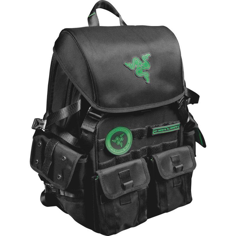 モバイルエッジ メンズ バックパック・リュックサック バッグ Razer Tactical 17 Laptop Backpack Black