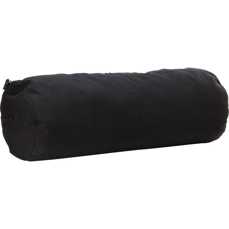 フォックスアウトドア メンズ ボストンバッグ バッグ GI Style Zippered Duffel Bag 30 x 50 Black