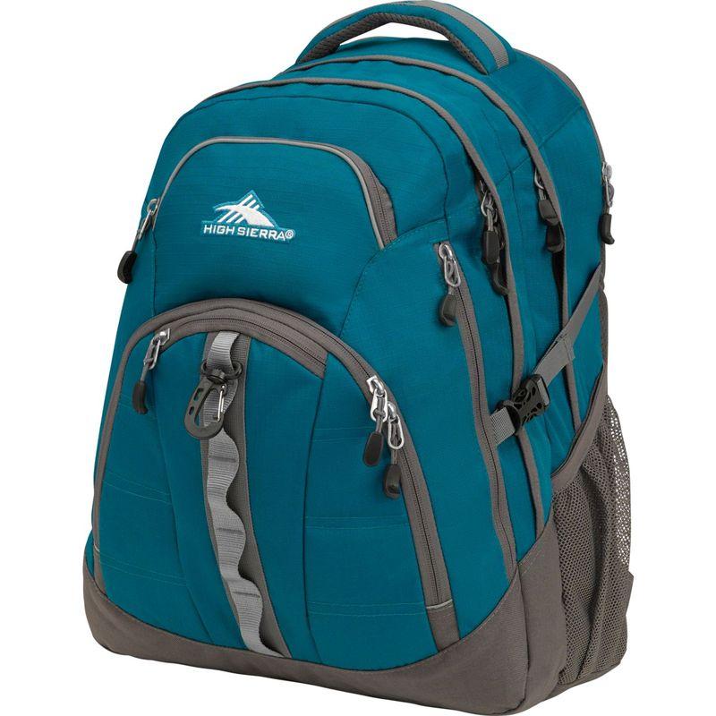 ハイシエラ メンズ スーツケース バッグ Access 2.0 Laptop Backpack Lagoon/Slate