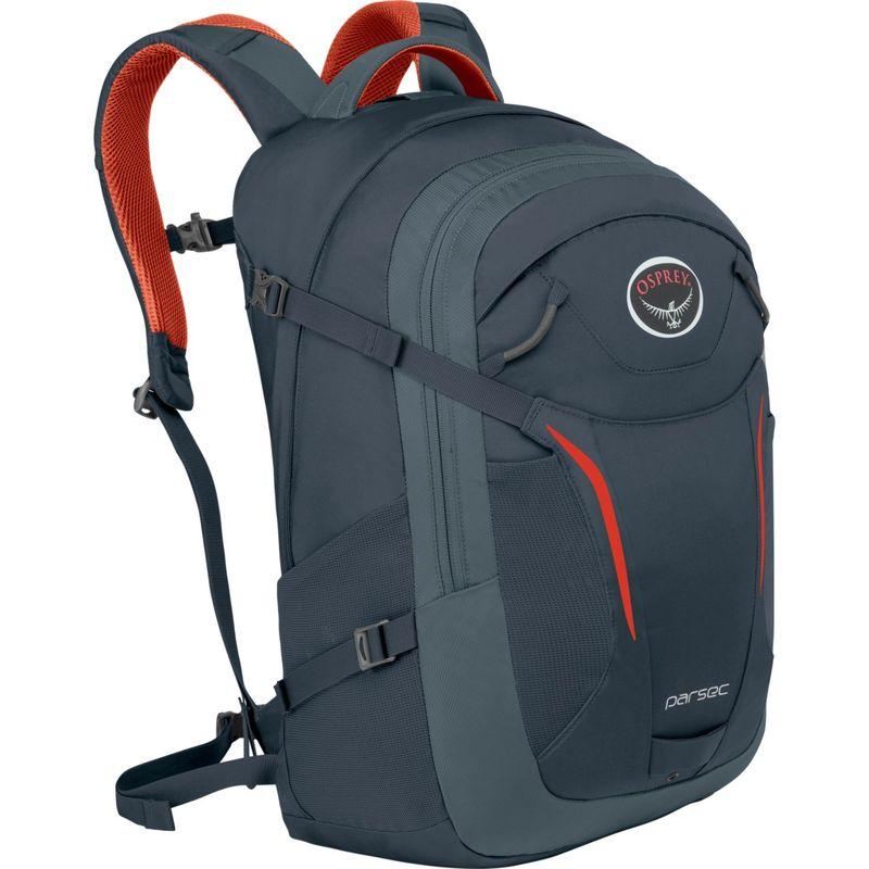 オスプレー メンズ バックパック・リュックサック バッグ Parsec Backpack- Sale Colors Armor Grey