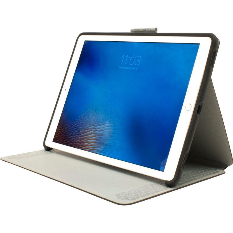 エムエッジ メンズ PC・モバイルギア アクセサリー iPad Pro ShockDrop Folio Black