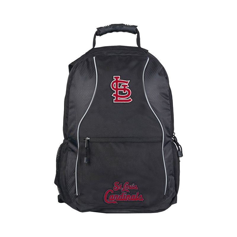 MLB メンズ バックパック・リュックサック バッグ Phenom Laptop Backpack St. Louis Cardinals