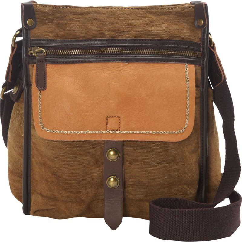 ティエスディー メンズ ボディバッグ・ウエストポーチ バッグ Birch Crossbody Bag Camel