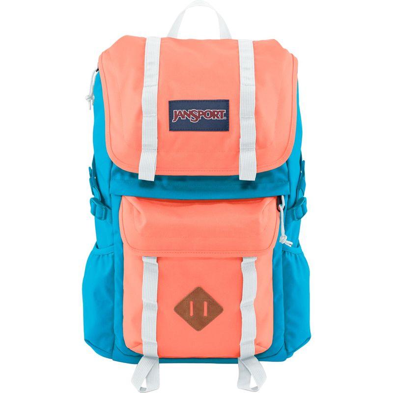 ジャンスポーツ メンズ バックパック・リュックサック バッグ Javelina Laptop Backpack Coral Peaches / Mammoth Blue