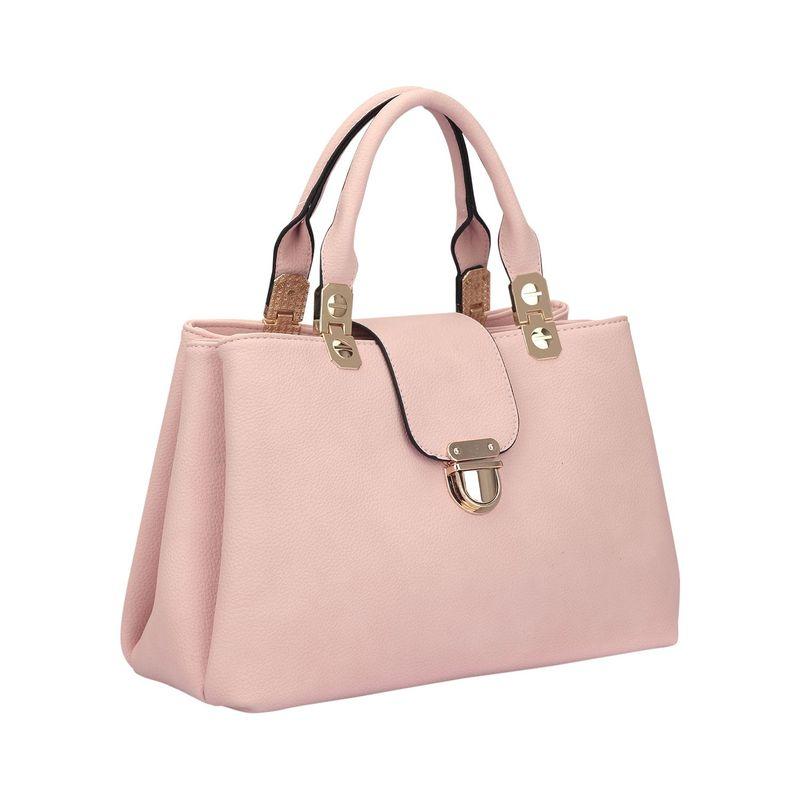 ダセイン メンズ ハンドバッグ バッグ Fashion Double Pocket Satchel Pink