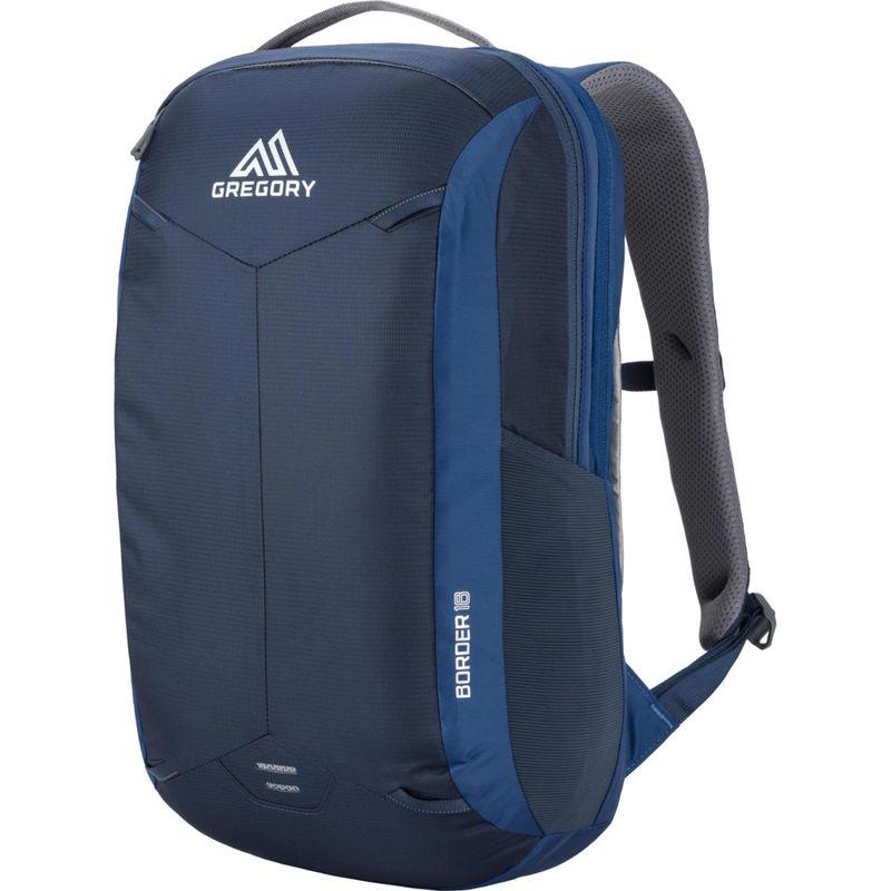 グレゴリー メンズ スーツケース バッグ Border 18L Laptop Backpack Indigo Blue