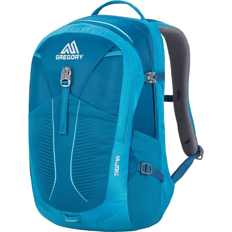 グレゴリー レディース バックパック・リュックサック バッグ Womens Sigma 28L Laptop Backpack Misty Blue