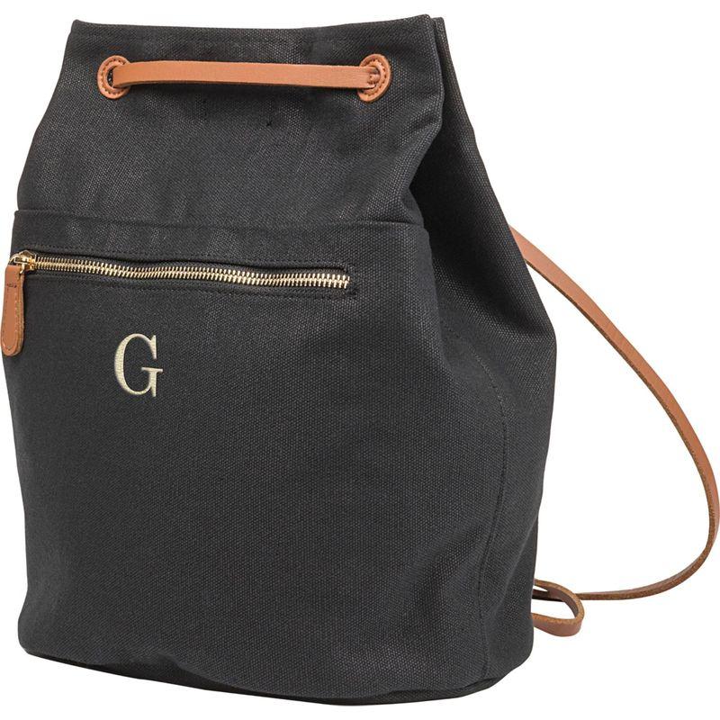 キャシーズ コンセプツ メンズ トートバッグ バッグ Monogram Convertible Backpack Tote Black - G