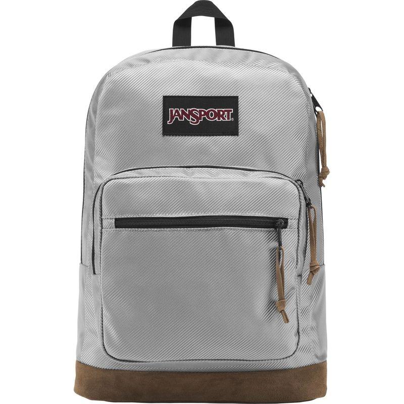 ジャンスポーツ メンズ バックパック・リュックサック バッグ Right Pack Digital Edition Metallic Weave
