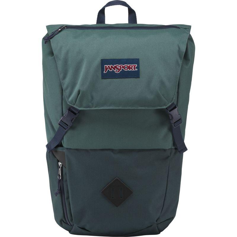 ジャンスポーツ メンズ バックパック・リュックサック バッグ Pike Laptop Backpack Frost Teal / Dark Slate