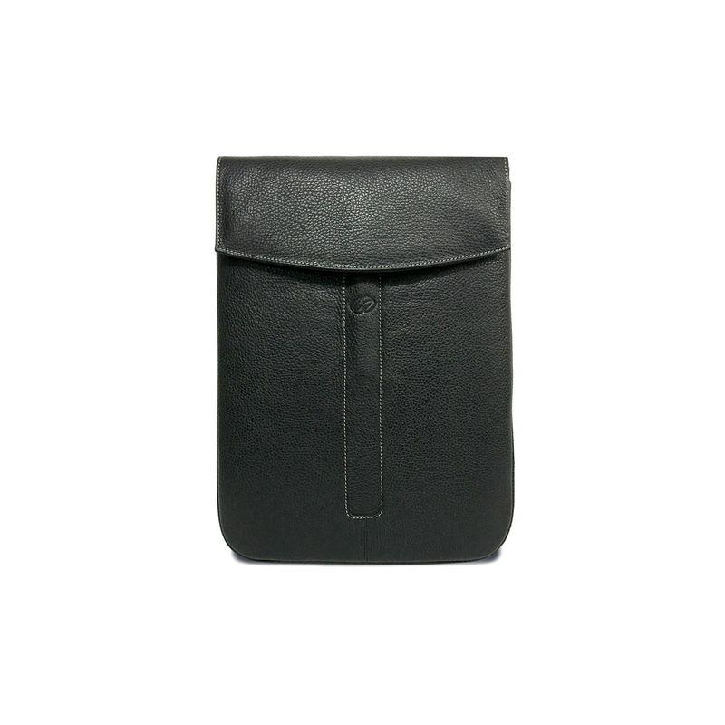 マックケース メンズ PC・モバイルギア アクセサリー Premium Leather iPad Pro 12.9 Sleeve Black