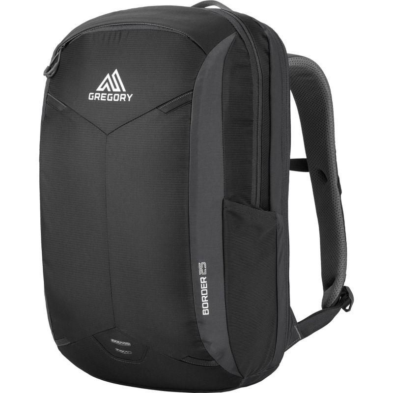 グレゴリー メンズ スーツケース バッグ Border 25L Laptop Backpack Pixel Black