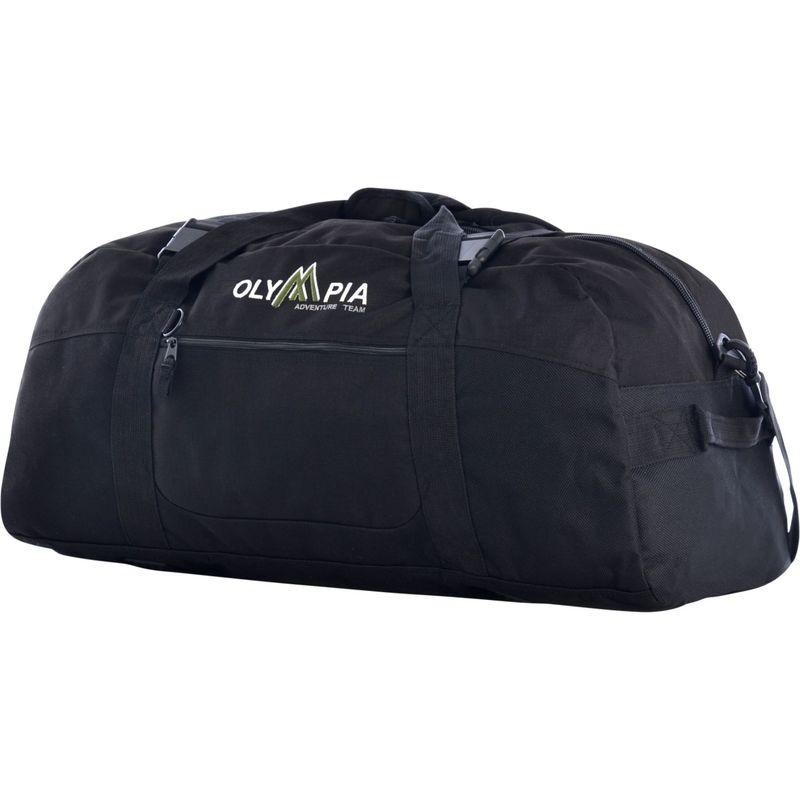 オリンピア メンズ スーツケース バッグ 30 Sports Duffel Black