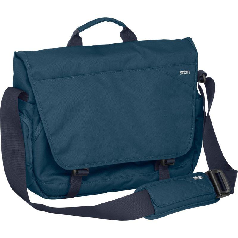 STMグッズ メンズ ショルダーバッグ バッグ Radial Medium Shoulder Bag Moroccan Blue